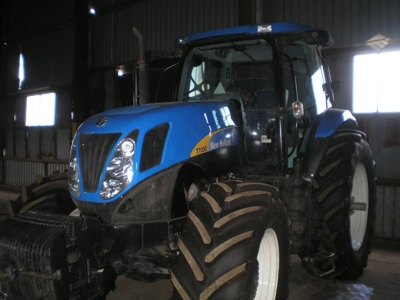 Трактор New Holland T7050
